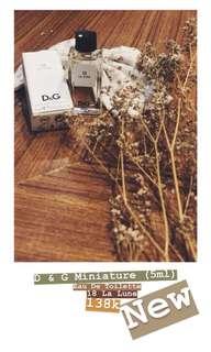 D&G Eau De Toilette Miniature