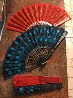 Chinese style fan 中國古典扇for 中國舞