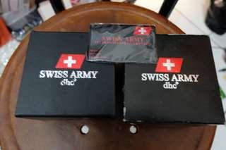 Kotak Jam Swiss Army