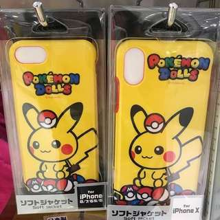 Pokemon Center 限定款 比卡超Q版 iPhone case