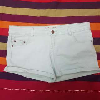 cotton on green pants