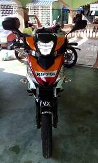 Honda rs150 r repsol