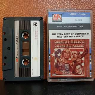 Cassette》The Very Best Of Country & Western Hit Parade