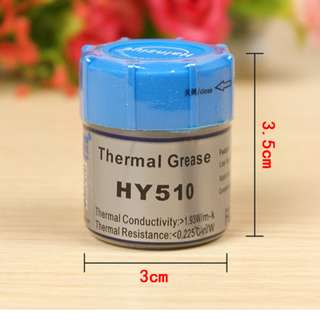 CPU Thermal Grease Paste Glue Cement Intel AMD i3 i5 i7