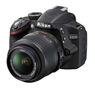 Nikon 3200
