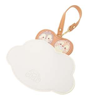 [PO] Disney Japan Ufufy Pass Case with Reel Chip & Dale Cloud