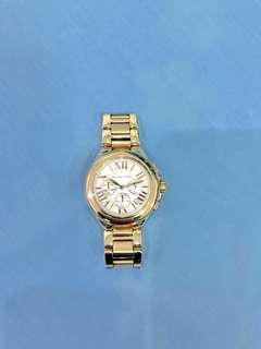 Michael Kors Camille Gold Watch MK5635