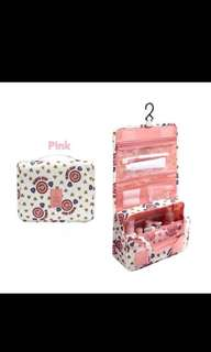 PRE- ORDER Travel pouch (cosmetic organizer multifu)
