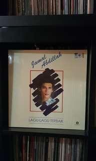 Jamal Abdillah - Lagu Lagu Terbaik Vinyl LP Record