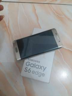 Samsung s6 edge 64gb minus