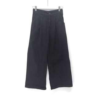 Pants ::: 基本萬年百搭酷妹子直筒寬褲
