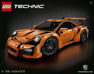LEGO Proches 911 GET RS 樂高積木