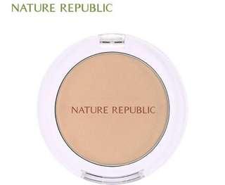Nature republic shading no.7 Vanilla Latte