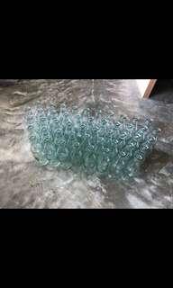 47 Glass Coke Bottles