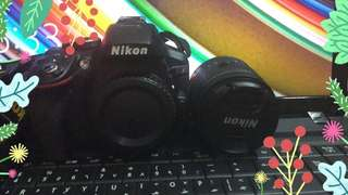 Original DSLR nokia 5300 pwd iconnect sa wifi
