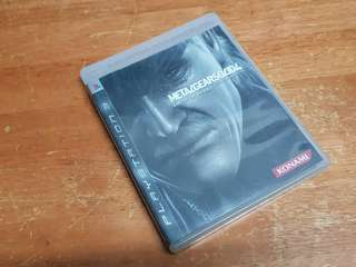 PS3 Games Metal Gear Solid