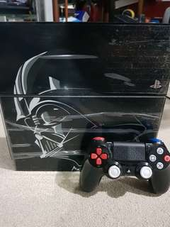 Ps4 Starwars Battlefront Limited Edition