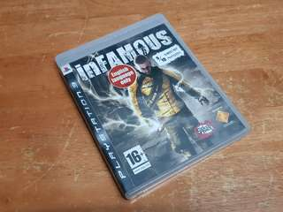 PS3 Games Infamous