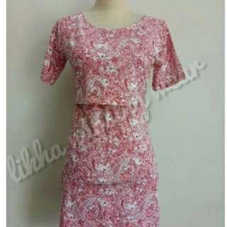 Nursing Dress (RED)