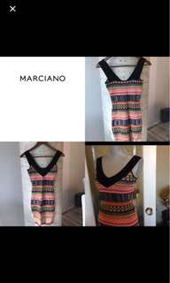 Marciano dress new size small