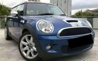 Mini Cooper S Clubman SG