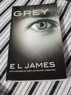 EL James Grey Book