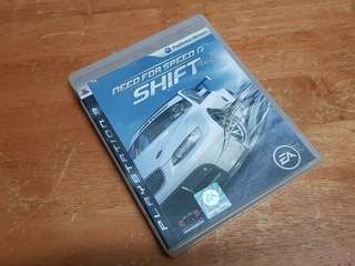 PS3 Games Need For Speed Shift