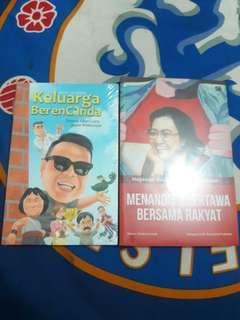 Buku New Abdel & Megawati