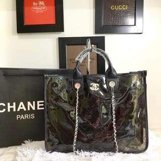 Chanel Transparent Bags