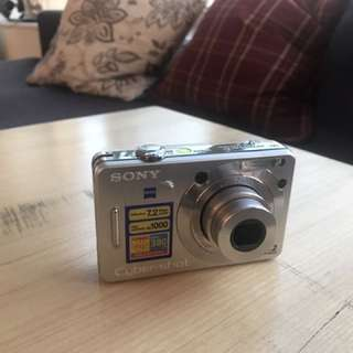 $20Sony Cyber Shot Camera and Charger