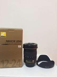 Nikon 12-24mm f4