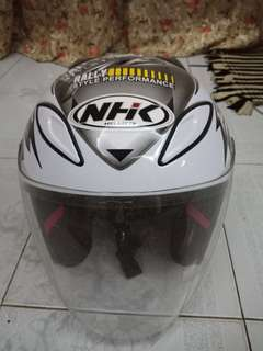 Helmet nhk road fighter