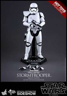 Hot Toys Exclusive Star Wars First Order Squad Leader