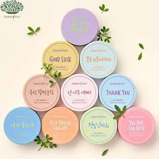 🍀Innisfree Limited Edition No-Sebum Mineral Powder