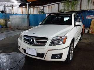 車主自售*  Benz glk350休旅車 配備高