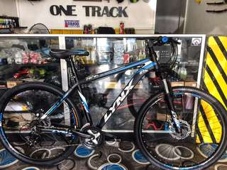 2018 Lynx 27.5 8speed mountain bike
