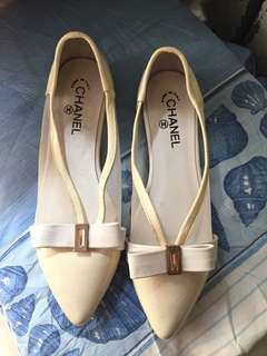 Chanel Patent Leather Shoes