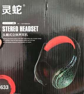 [READY STOCK] Gaming Headphone