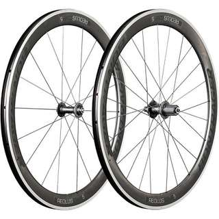 Bontrager Aeolus Comp 5 TLR with tyre