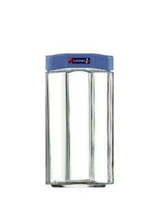 Luminarc toples stock and canister 2L