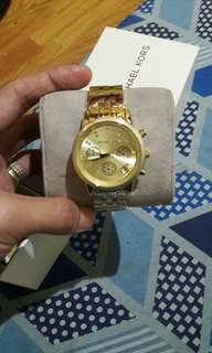 authentic mk wacth!
