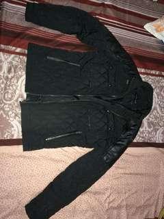 Zara man jacket size M fit to L