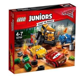 LEGO Juniors 10744 Cars 3: Thunder Hollow Crazy 8 Race