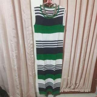 Rajut Long Dress