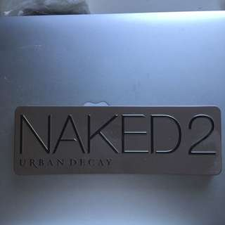 Urban Decay Naked 2 Eye Shadow