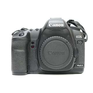 Canon EOS 5D Mark II Body Only (SC: 15K+ Only)