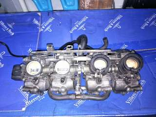 Cb400 spec2 stock carburetor