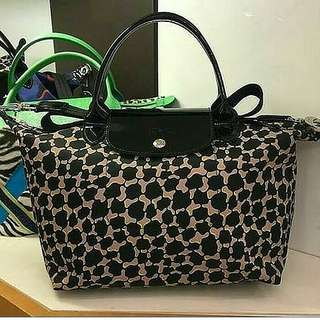 Longchamp printed