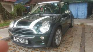 Mini Cooper s 1.6A 2008 Turbocharged Low milleage 90k