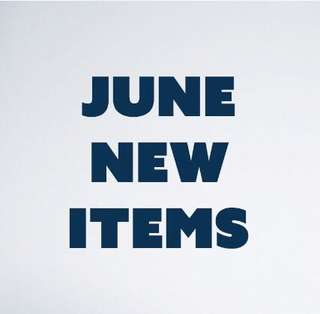 Watch Out New Items fr US